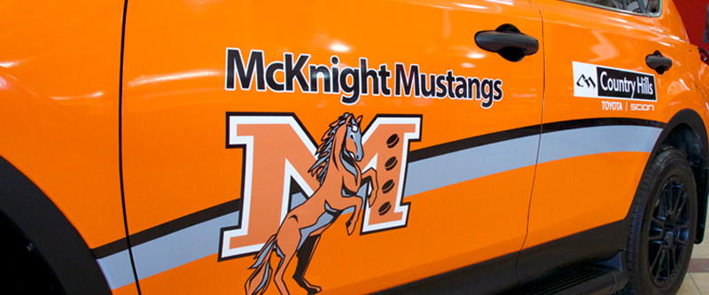 McKnight Hockey Sponsors
